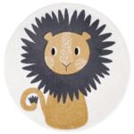 Tapis enfant lion Jaggo - Nattiot