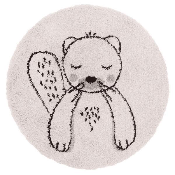 tapis bébé castor Janus - Nattiot