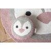 tapis rond coton pingouin (4)