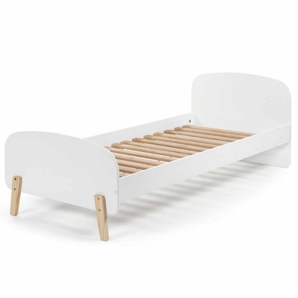 lit enfant en bois kiddy 90 x 200 cm blanc vipack (10)