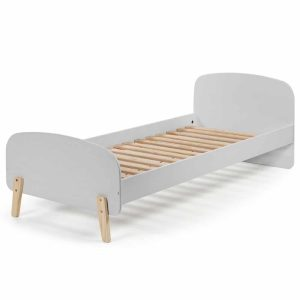lit enfant en bois kiddy 90 x 200 cm gris vipack (1)