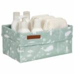 panier de toilette grand modèle ocean mint little dutch (1)