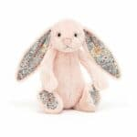 peluche lapin blossom blush jellycat
