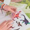 poster éducatif + 32 stickers dinosaures poppik (14)