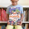 poster éducatif + 44 stickers vroum ! les véhicules poppik (11)