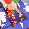 poster éducatif + 44 stickers vroum ! les véhicules poppik (5)