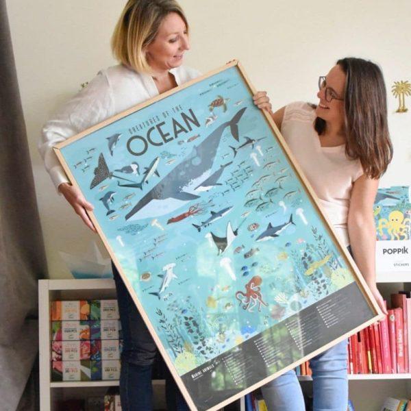 poster éducatif + 59 stickers océans poppik (3)