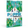 poster éducatif + 60 stickers le football poppik (15)