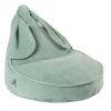 pouf velours oreilles lapin jade (1)