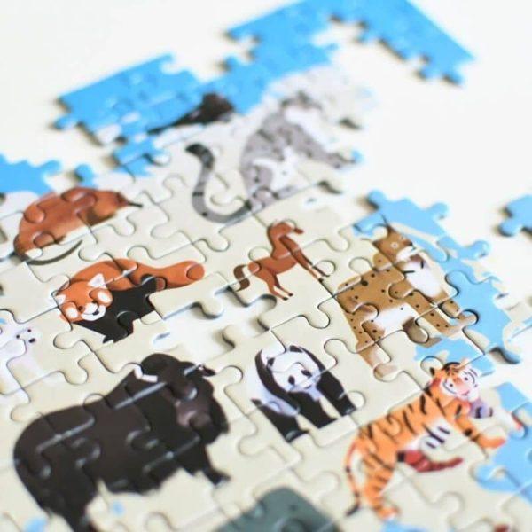 puzzle éducatif 500 pièces animaux poppik (1)