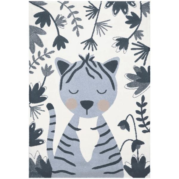Tapis enfant tigre Linxy - Nattiot