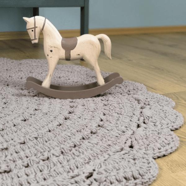 Tapis crochet Alma Lin - Nattiot