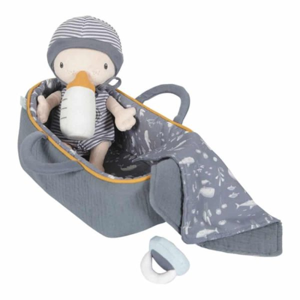 set couffin et poupée bébé jim little dutch (13)