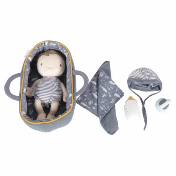 set couffin et poupée bébé jim little dutch (17)