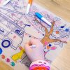 set de table silicone à colorier dream van (3)