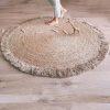 tapis jute avec franges terra nattiot (3)