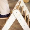 Échelle en bois montessori pour enfants blanc meowbaby (5)
