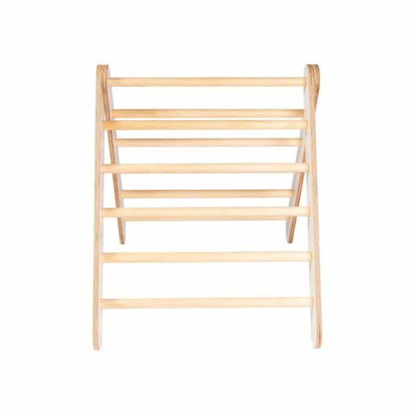 Échelle en bois montessori pour enfants blanc meowbaby (8)