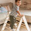 Échelle en bois montessori pour enfants blanc meowbaby (9)