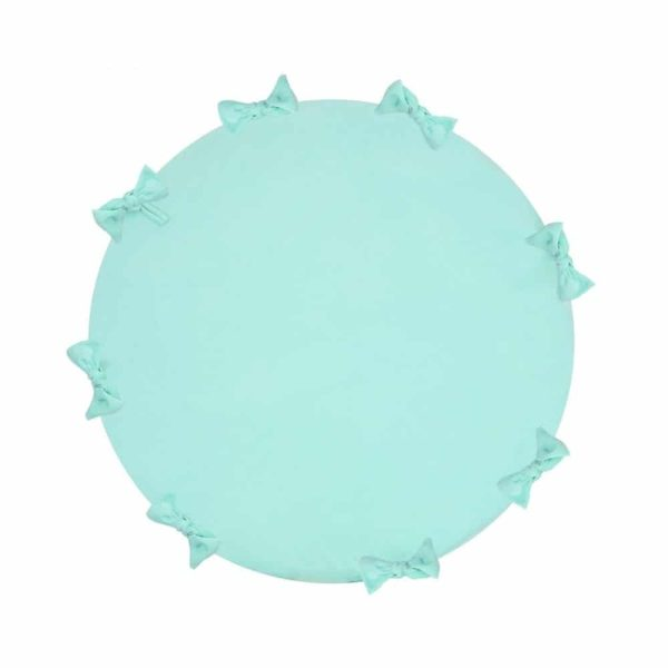 tapis de jeu & tresse 2 en 1 bleu (2)