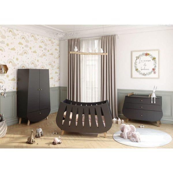 armoire 2 portes 1 tiroir trapèze (4)