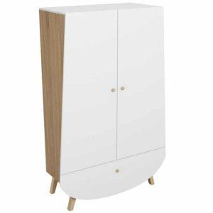 armoire 2 portes 1 tiroir trapèze (9)