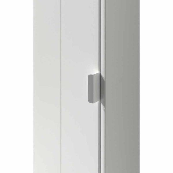 armoire en bois 1 porte casami blanc – vipack (3)