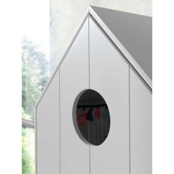 armoire en bois 1 porte casami blanc – vipack (6)