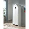 armoire en bois 1 porte casami blanc – vipack (8)