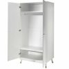 armoire en bois 2 portes billy blanc – vipack (2)