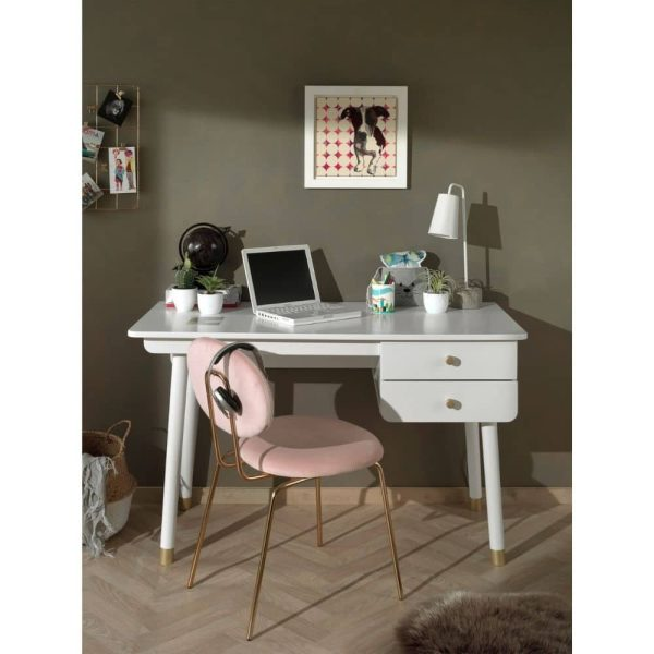bureau enfant bois billy blanc – vipack (2)
