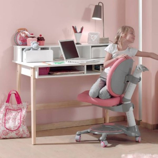 bureau enfant bois kiddy blanc vipack (2)