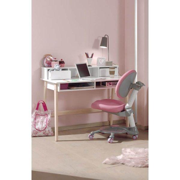 bureau enfant bois kiddy blanc vipack (3)