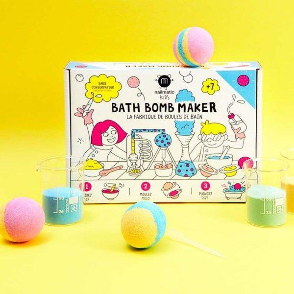 fabrique de boules de bain nailmatic kids (2)