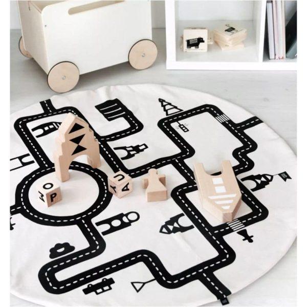 tapis de jeu circuit little village ooh noo (5)