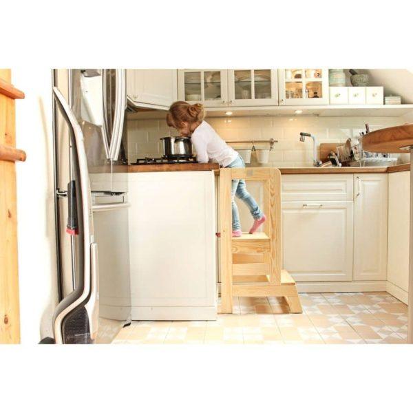 tour d'apprentissage kitchen helper bois naturel meowbaby (4)