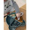 assiette à compartiments arne mr bear blue fog multimix liewood (2)