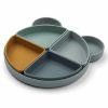 assiette à compartiments arne mr bear blue fog multimix liewood (3)