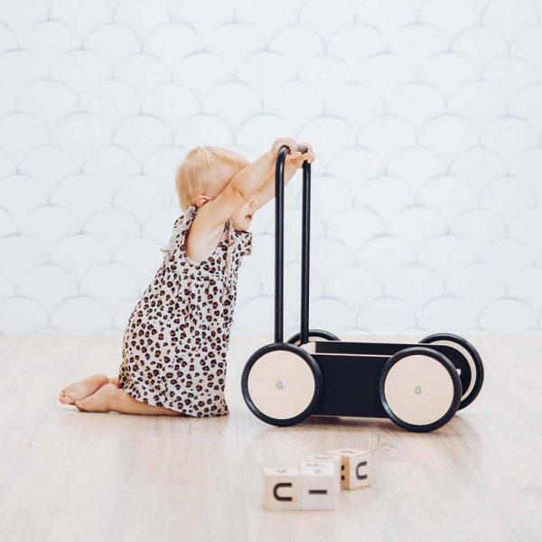 chariot de marche baby walker noir ooh noo (7)