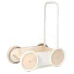 chariot de marche baby walker blanc ooh noo