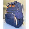 sac à langer lit bleu 2 en 1 sunshine (3)