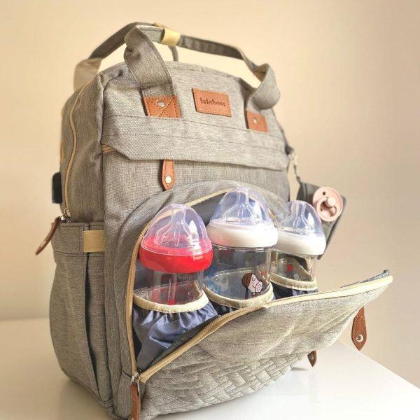 sac à langer lit gris 2 en 1 letaboss (5)