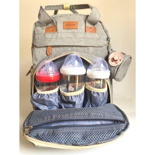 sac à langer lit gris 2 en 1 letaboss (8)