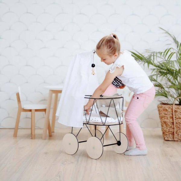 Berceau de poupée Dolly Cot - Ooh Noo