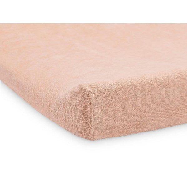 Housse de matelas à langer pale pink - Jollein