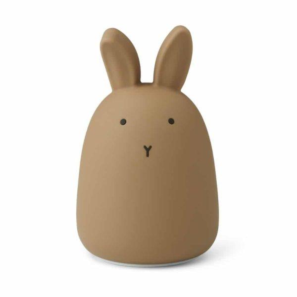 Lampe veilleuse Winston Rabbit oat - Liewood