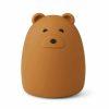 Lampe veilleuse Winston Mr Bear golden caramel - Liewood