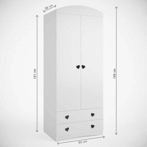 armoire en bois 2 portes julia kocot (4)