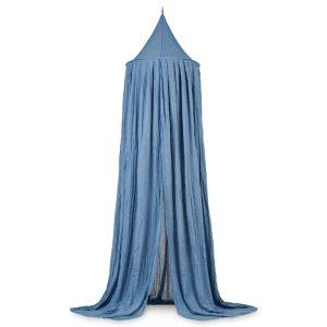 ciel de lit blue jeans 245 cm jollein