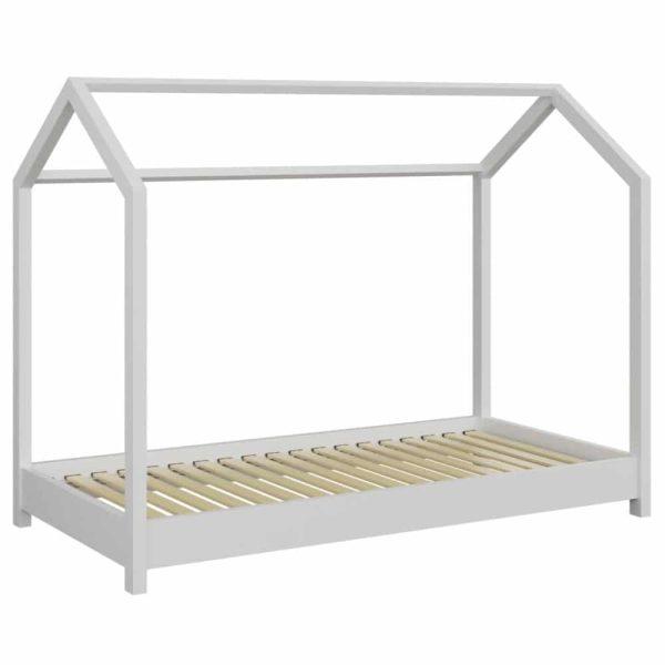 lit cabane en bois bella blanc – kocot (1)